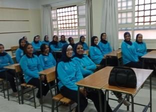 """صور.. """"الوطن"""" داخل أول مدرسة لتعليم صناعة الحلي والمجوهرات بمصر"""