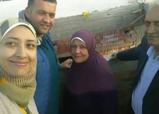 أم الشهيد «أبوالنجا»: كان بيتمنى الشهادة