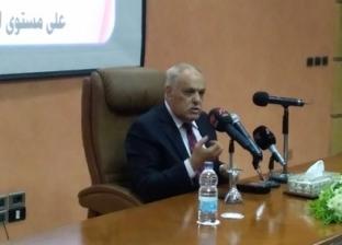 رئيس الهيئة العربية للتصنيع: السيسي وجه بتطوير الصناعة المحلية