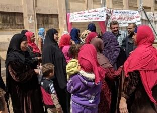 """المشاركة في الاستفتاء.. صفعة أهالي كرداسة وناهيا لـ""""إرهاب الإخوان"""""""