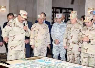 """موجز الثالثة  عملية إرهابية في فرنسا.. والسيسي يزور أبطال """"سيناء 2018"""""""