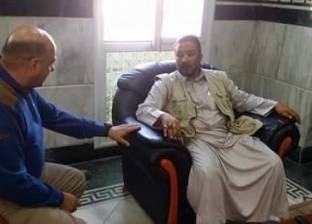 """نائب """"مصر الحديثة"""" عن الدائرة الثانية في الطور يعلن بدء العمل بملف الصحة"""