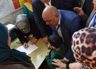 «مستقبل وطن» بالقناطر تدعم الحملة القومية للتطعيم ضد شلل الأطفال