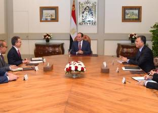 السيسي: انفتاح مصر على التعاون مع جميع الشركات العالمية