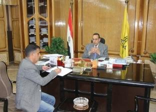 محافظ شمال سيناء: نحارب الإرهاب بالتنمية والسلاح