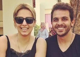 """محمد رشاد: """"اللي بيني وبين مي حب كبير.. وبنحاول حل المشاكل ما بينا"""""""
