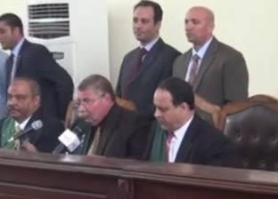 """دفاعا متهمين في """"اقتحام قسم حلوان"""" يدفعان ببطلان المحضر والأدلة"""