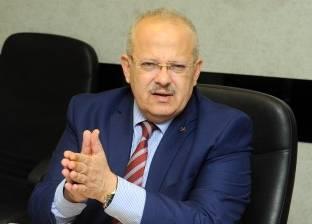 """رئيس جامعة القاهرة: لم نطلب """"فيش جنائي"""" من الطلاب الجدد"""