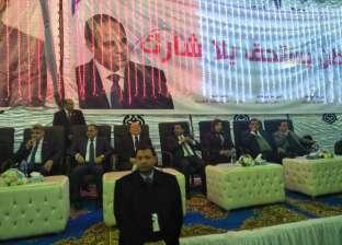سليمان وهدان يدعو المصريين للمشاركة في الانتخابات الرئاسية