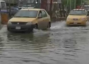 أمطار العراق تتسب في مقتل طفلة.. وتحذير من سيول شديدة