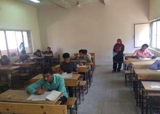 تعليم المنيا: 286 طالب أدوا امتحان اللغة الفرنسية للثانوية العامة