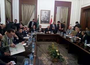 فيصل الجمال يفوز بمنصب أمين صندوق حزب الوفد
