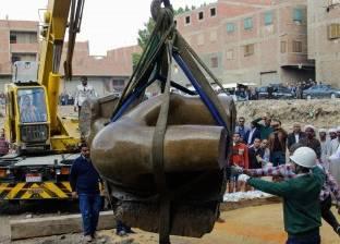 مفاجأة: تمثال المطرية لـ«سونسرت».. و«رمسيس» استولى عليه