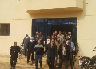 إحالة عدد من الموظفين في سنهور المدينة بدسوق للتحقيق