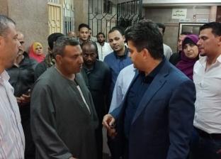 بسبب مريض خرج إلى الشارع.. مجازاة هيئة تمريض في مستشفى جامعة طنطا