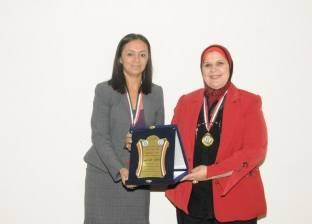 مايا مرسي: عضوية المجلس القومي للمرأة ليست أبدية