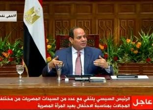 أزهري عن دعاء السيسي لمصر: سنة محمودة أسوة بالرسول