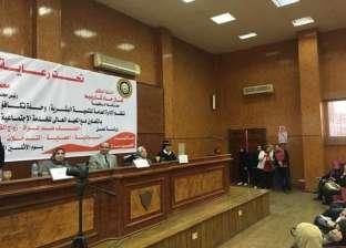 """مقرر """"قومي المرأة"""" بالدقهلية: العنف ضد النساء وصمة عار في جبين المجتمع"""