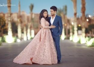 """بدأت بـ""""صباحكم عيد"""".. قصة حب أحمد جمال وديانا"""