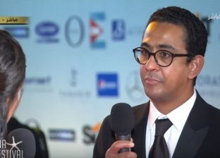 مروان حامد: صناعة الأفلام لا بد فيها من مخاطرة كبيرة