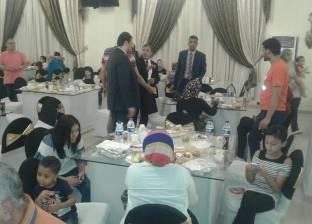 مأدبة إفطار لـ1200 من أعضاء نقابة المحامين بمدينة المحلة الكبرى