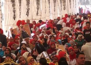عادل لبيب يطالب المواطنين بالتصويت للسيسي في الانتخابات