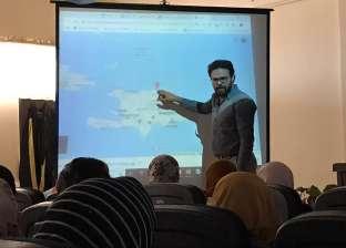 جامعة حلوان تواجه الأخبار الكاذبة بتدريب طلاب الإعلام بالتعاون مع جوجل