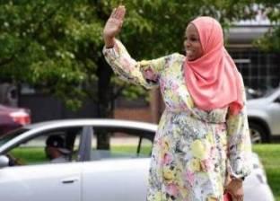 الفلسطينية «رشيدة».. أول مسلمة تخوض انتخابات «الكونجرس» الأمريكى