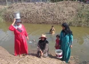 قرية تدفع فواتير بدون مياه.. وتنتظر وعد الحكومة من 8 سنين