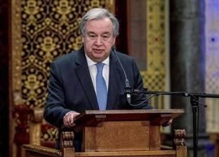 """جوتيريش يدعو زعماء مالي إلى """"عدم العودة إلى الوراء"""" وسط خلاف انتخابي"""