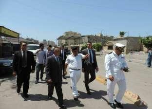 فحص الشقق المفروشة والفنادق السياحية بالإسكندرية