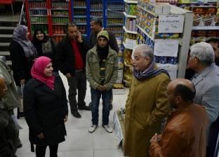 فودة يناشد المواطنين بالتعاون مع الجهات الرقابية
