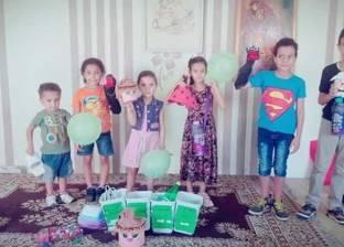 مسرح عرائس الأطفال يختتم ورشة تعليم الأطفال إعادة التدوير بالإسماعيلية