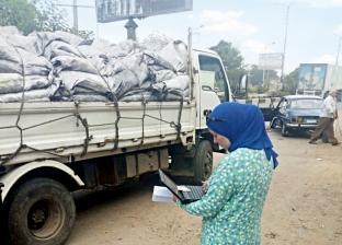 زيادة عمليات كبس وجمع قش الأرز في الدقهلية لمواجهة السحابة السوداء