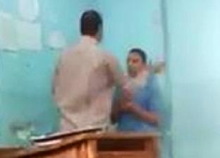 "ولي أمر يحرر محضرا ضد مدرس في بنها: ""ضرب بنتي وأهانها"""