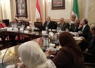 """اجتماع بـ""""جامعة القاهرة"""" لبحث استعداداتها للعام الدراسي الجديد"""