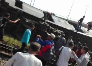 """إحالة سائق """"قطار العياط"""" للجنح بتهمة القتل والإصابة الخطأ"""