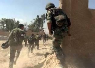 إصابة 4 مجندين ومقتل إرهابيين إثر هجوم على كمين الماسورة برفح