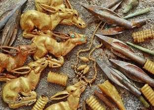 """""""كنز غريب"""" يكشف عن حضارة قديمة في آسيا الوسطى"""