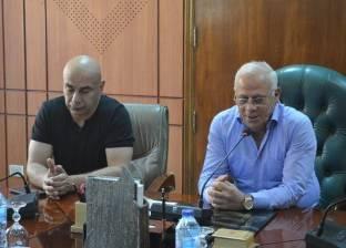 محافظ بورسعيد: كل الدعم للنادي المصري والجهاز الفني بقيادة حسام حسن