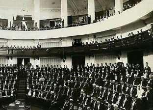 من دفتر «الوفد».. مصطفى النحاس يرثي سعد زغلول في برلمان 1927