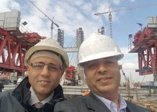 كوبرى روض الفرج يبهر صناعه ومستخدميه: فخر الصناعة المصرية