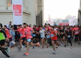 بالصور| انطلاق ماراثون الإسكندرية تحت رعاية وزارة الشباب والرياضة