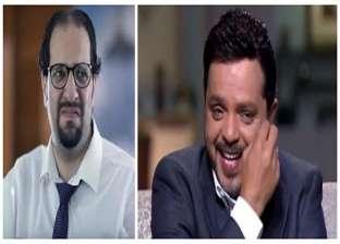 """بسبب """"3 أيام في الساحل"""" محمد هنيدي يسخر من أحمد أمين: """"اتنين سحلب هنا"""""""
