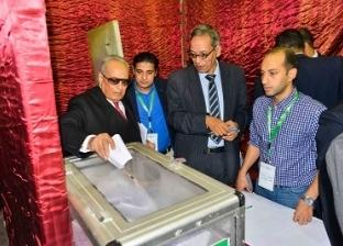 انتخابات «الوفد»: اشتباكات بالأيدى بين الناخبين ومحاضر تزوير.. ودعاية بمكبرات الصوت وسوء تنظيم