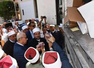 خطيب مسجد الرضوان ببورسعيد يشارك في معسكر تدريب الأئمة بأسوان