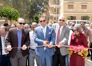 بالصور| افتتاح إسكان الطالبات بالمدن الجامعية بعد تطويرها في المنصورة