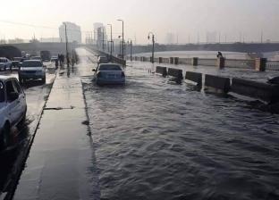 """""""الوطنية للإعلام"""": العمل بالمبنى لم يتأثر بانفجار ماسورة كورنيش النيل"""