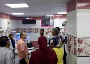 """وكيل مديرية """"صحة البحيرة"""": اعتماد مستشفى رشيد في الزمالة المصرية"""