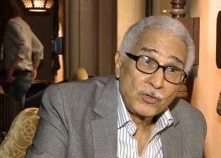 عبد الرحمن أبو زهرة: اكتشفت أحمد زكي وقولتله هتبقى أفضل ممثل في مصر